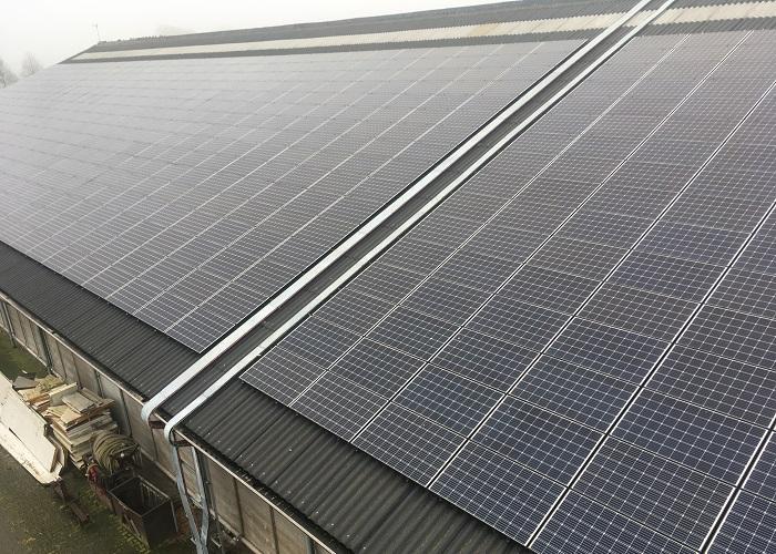 Maatschap van Rijthoven - 540 kWp