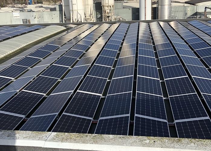 Progress - 450 kWp