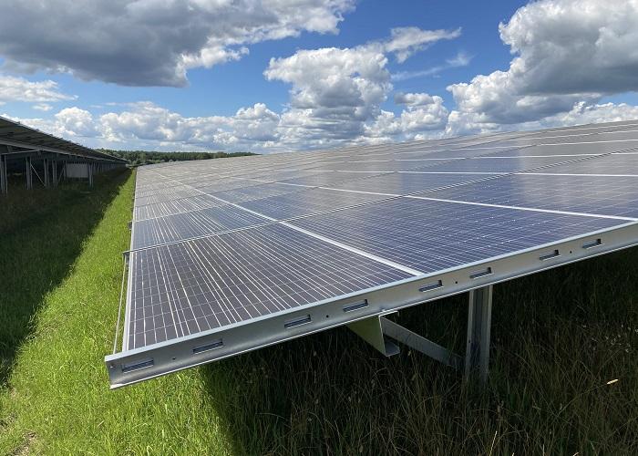 Zonnepark Zonneakker Voorst - 45 MWp